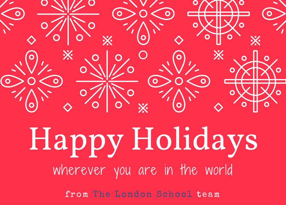 the london school chiusira natalizia