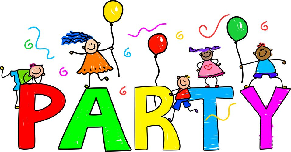 evento in inglese per bambini thiene end of year party