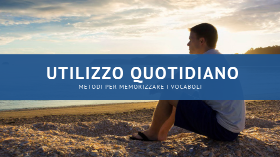 metodi vocaboli vita quotidiana