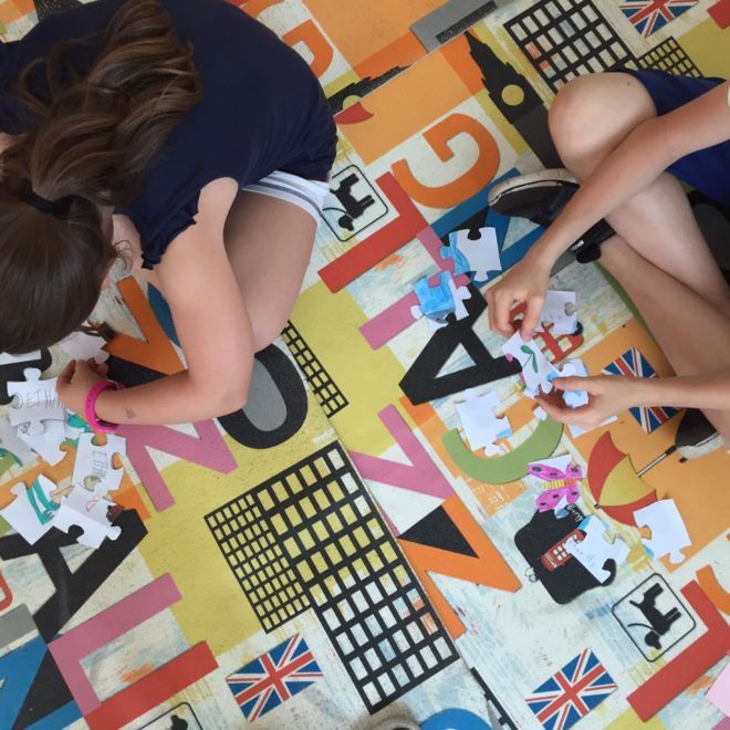 corsi inglese bambini thiene vicenza