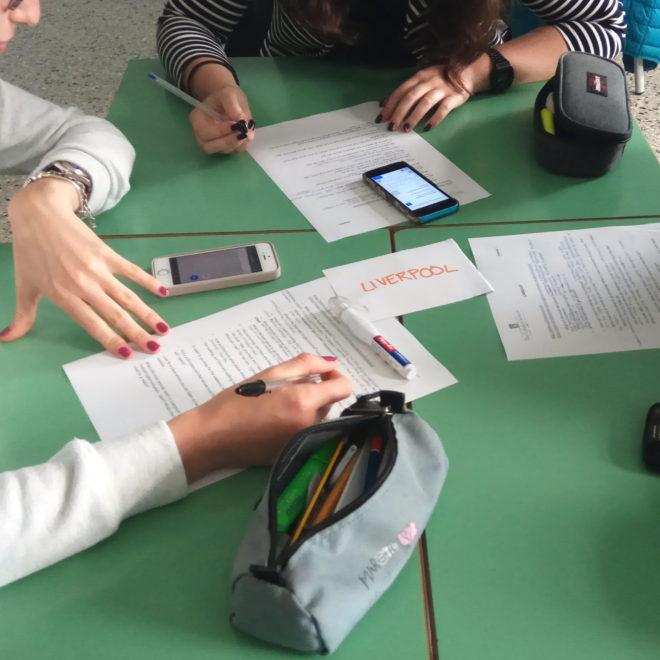 Servizi linguistici per le scuole vicenza