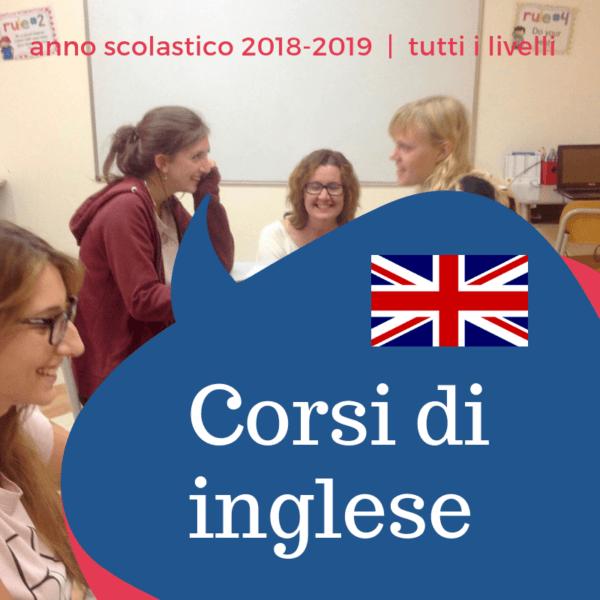 corsi di inglese thiene vicenza annuali 2018-2019