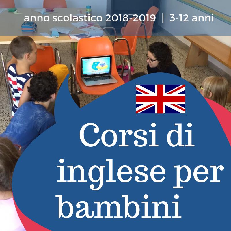 corsi inglese bambini thiene vicenza 2018 2019