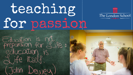 TEACHING FOR PASSION evento formazione docenti gratuito thiene vicenza