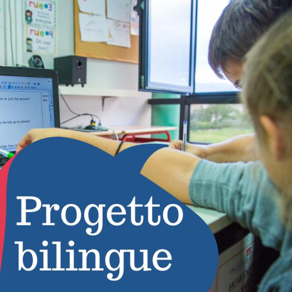 progetto bilingue: a scuola in inglese thiene vicenza