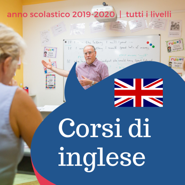 corsi di inglese thiene vicenza 2019-2020