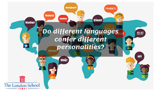 lingue e personalità