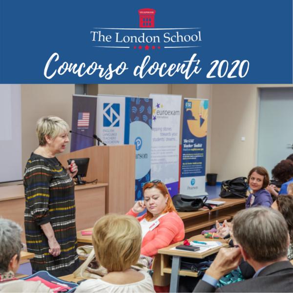 concorso docenti 2020