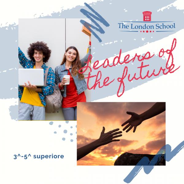 centri estivi inglese ragazzi 2021 Schio leaders of the future
