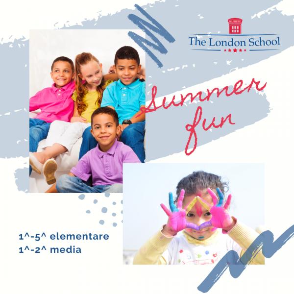 centri estivi inglese bambini 2021 Schio